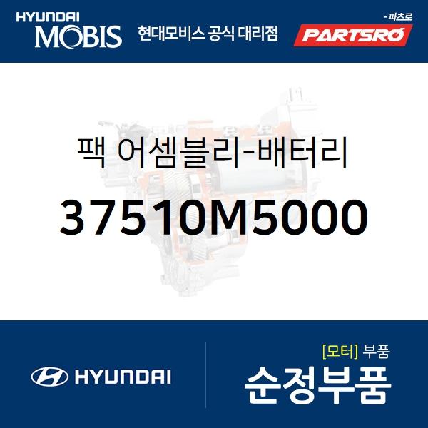 넥쏘 배터리팩 (37510M5000)